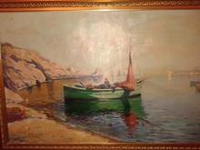 Vincenzo LORIA (1849-1939) - Marina