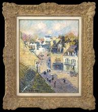 Gustave LOISEAU (1865-1935) - Pont-Aven