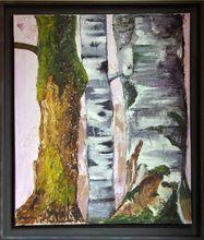 Gisela CLEV (1952) - arbres