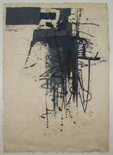 Jean-François COMMENT (1919-2002) - Ohne Titel / Untitled / Sans titre