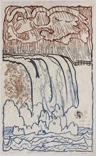 Pierre ALECHINSKY (1927) - Garde-fou