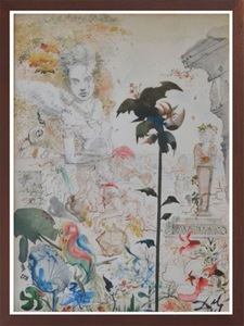 Salvador DALI (1904-1989) - Autumno