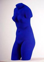 Yves KLEIN (1928-1962) - Vénus Bleue