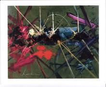 Georges MATHIEU (1921-2012) - Vertige monotone