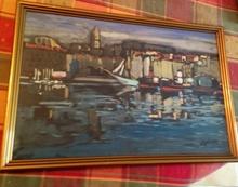 Jean GUINDON (1883-1976) - Port de Mediterranee