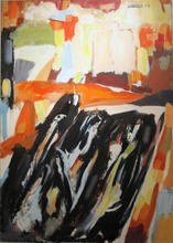 Clay WALKER (1924-2008) - Plaza
