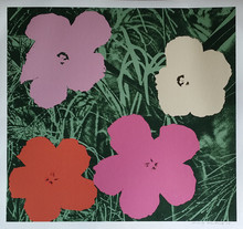 Andy WARHOL (1928-1987) - Flowers 1964 by Andy Warhol