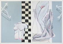 Beatriz MILHAZES (1960) - Díptico