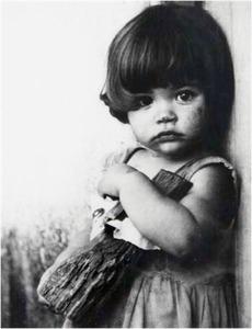Alberto KORDA (1928-2001) - La Nina de la Munecia Palo, Cuba, 1959