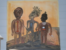 Alain MATHIOT (1938) - 3 HOMMES