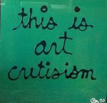 """BEN (1935) - """"this is art critisism"""""""