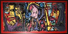 Robert COMBAS (1957) - suzanne & les voyeurs