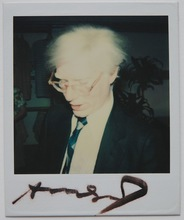 Andy WARHOL (1928-1987) - Portrait of th artist