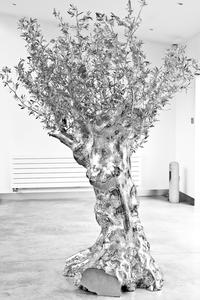 Philippe PASQUA (1965) - olivier Bronze