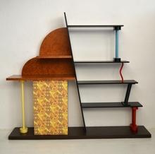 Ettore SOTTSASS (1917-2007) - Sideboard Malabar- Memphis-1982