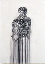 Jaume PLENSA (1955) - Les mots ou  Nomade (2009)