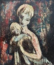 Henry Maurice D'ANTY (1910-1998) - Maternité