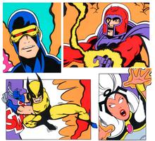 CRASH (1961) - X-Men Portfolio