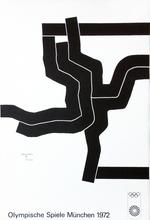 Eduardo CHILLIDA (1924-2002) - Olympia Edition 1972