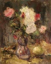 Samuel OVADIAHU (1892-1963) - Flower Vase