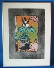 Pierre ALECHINSKY (1927) - BOEUF GROS SEL