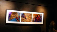 Barbara KASTEN (1936) - Juxtapositions 1988 Triptych