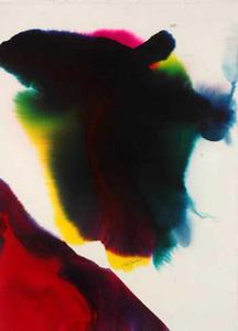 Paul JENKINS (1923-2012) - Phenomena free fall