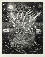 James ROSENQUIST (1933) - Welcome to the Water Planet