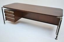 Ico PARISI (1916-1996) - Desk by MIM