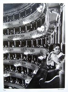 Alfred EISENSTAEDT (1898-1995) - Premiere at La Scala, Milan
