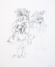 Willem DE KOONING (1904-1997) - Two Women