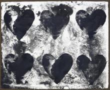 Jim DINE (1935) - Dutch Hearts