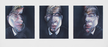 Francis BACON (1909-1992) - After Three Studies for a Self-Portrait (S.15)