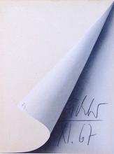 Gerhard RICHTER (1932) - Sheet Corner