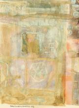 Robert RAUSCHENBERG (1925-2008) - Shield (Anagrams)