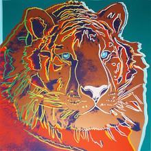 Andy WARHOL (1928-1987) - Endangered Species: Siberian Tiger FS II.297