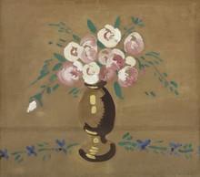 Maurice DE VLAMINCK (1876-1958) - Bouquet de Fleurs dans un Vase