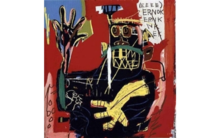Jean-Michel BASQUIAT (1960-1988) - Untitled (Ernok)