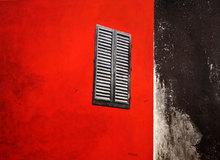 Gabriella MAINO (1942) - Rosso e nero