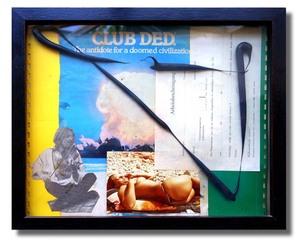 Martin KIPPENBERGER (1953-1997) - Club Ded