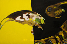 Lucia CALLERI (1964) - Aprire le tende...