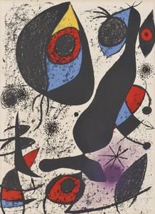 Joan MIRO (1893-1983) - Miro à l'encre