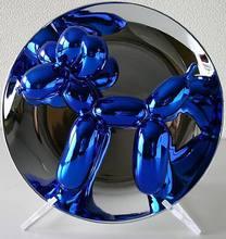 Jeff KOONS (1955) - Balloon Dog (blue)