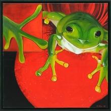 Gisela CLEV (1952) - Froggy la malicieuse