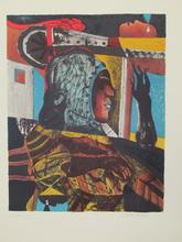 Javier ARÉVALO (1937) - L'africaine