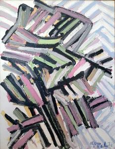 "Karel APPEL (1921-2006) - Tree (""Boom"")"