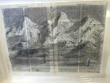 William KENTRIDGE (1955) - mountains