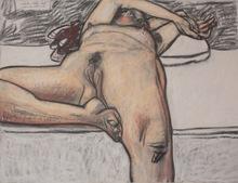 Vincent BIOULES (1938) - Nu