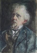 Jan TOOROP (1858-1928) - Secretaire Mr. v. Rompaey