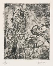 Asger JORN (1914-1973) - Senza Titolo